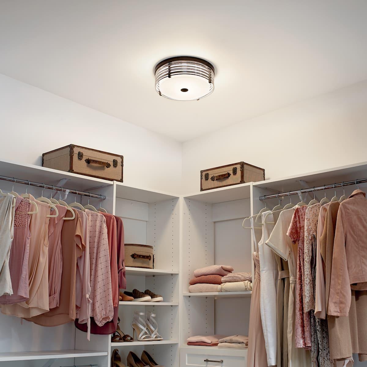 Closet Lighting Tips Kichler Lighting