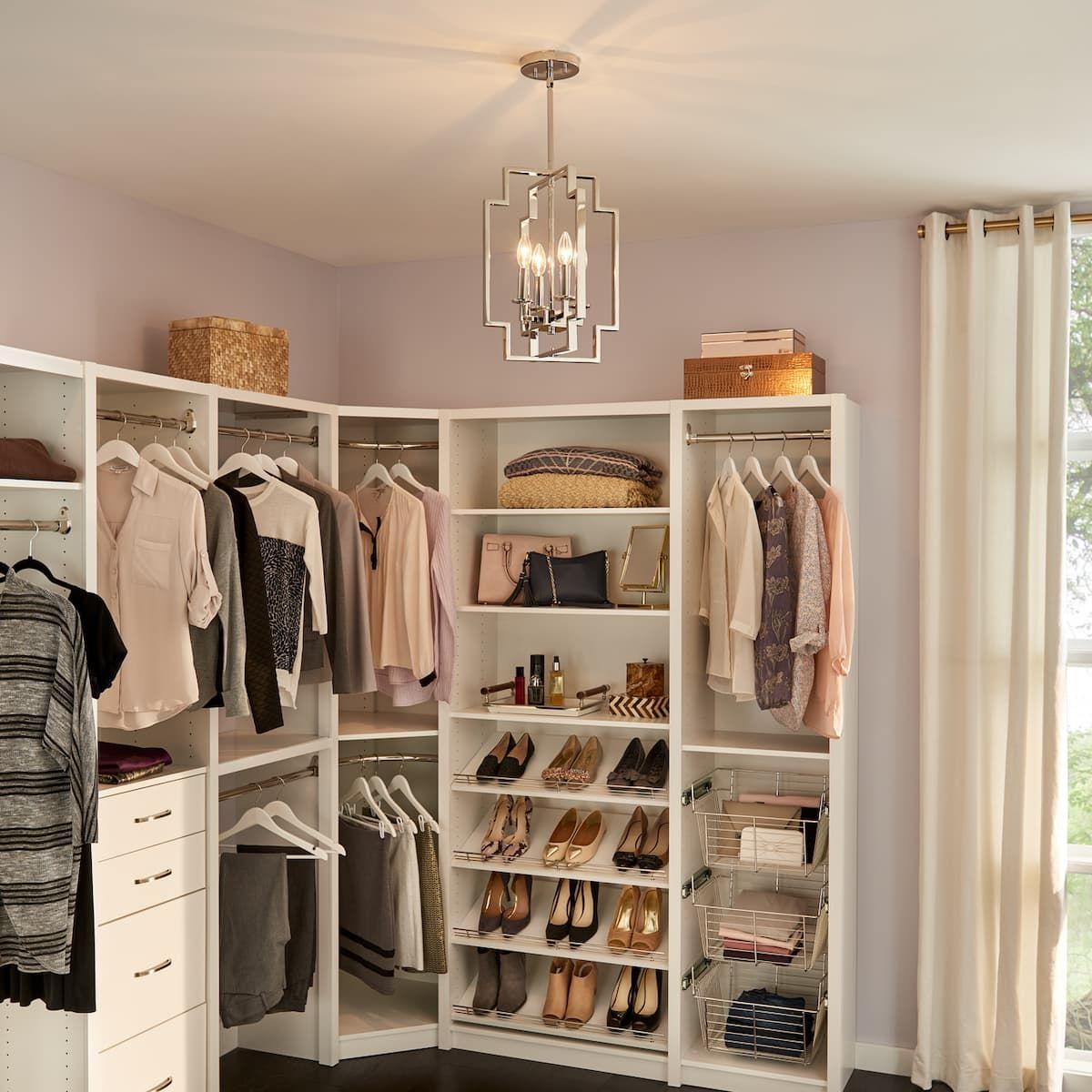 Closet Lighting Ideas  Kichler Lighting