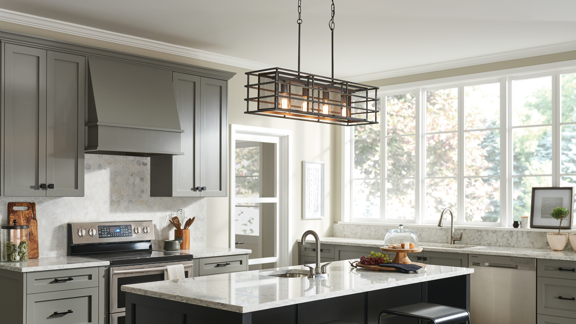 Kitchen Rumer Devin Kichler Lighting