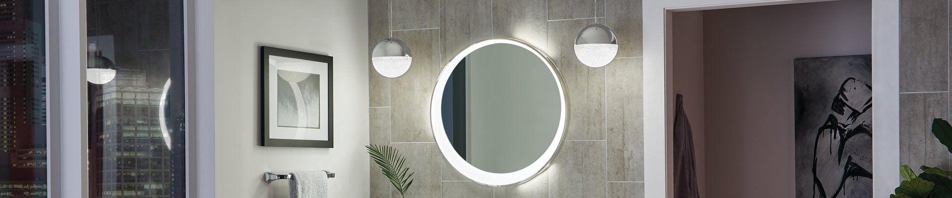 233 Lan Mirrors Kichler Lighting