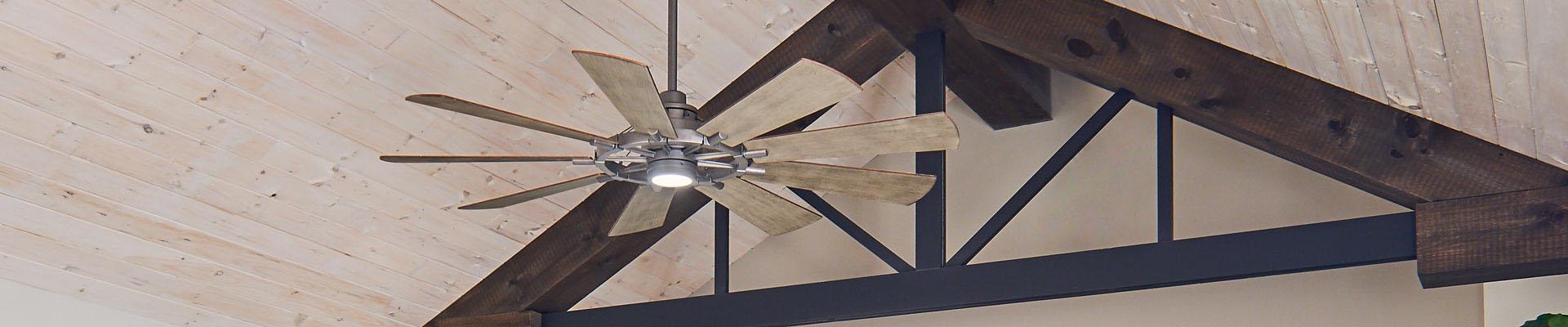 Kichler Ceiling And Wall Fan Warranty Lighting