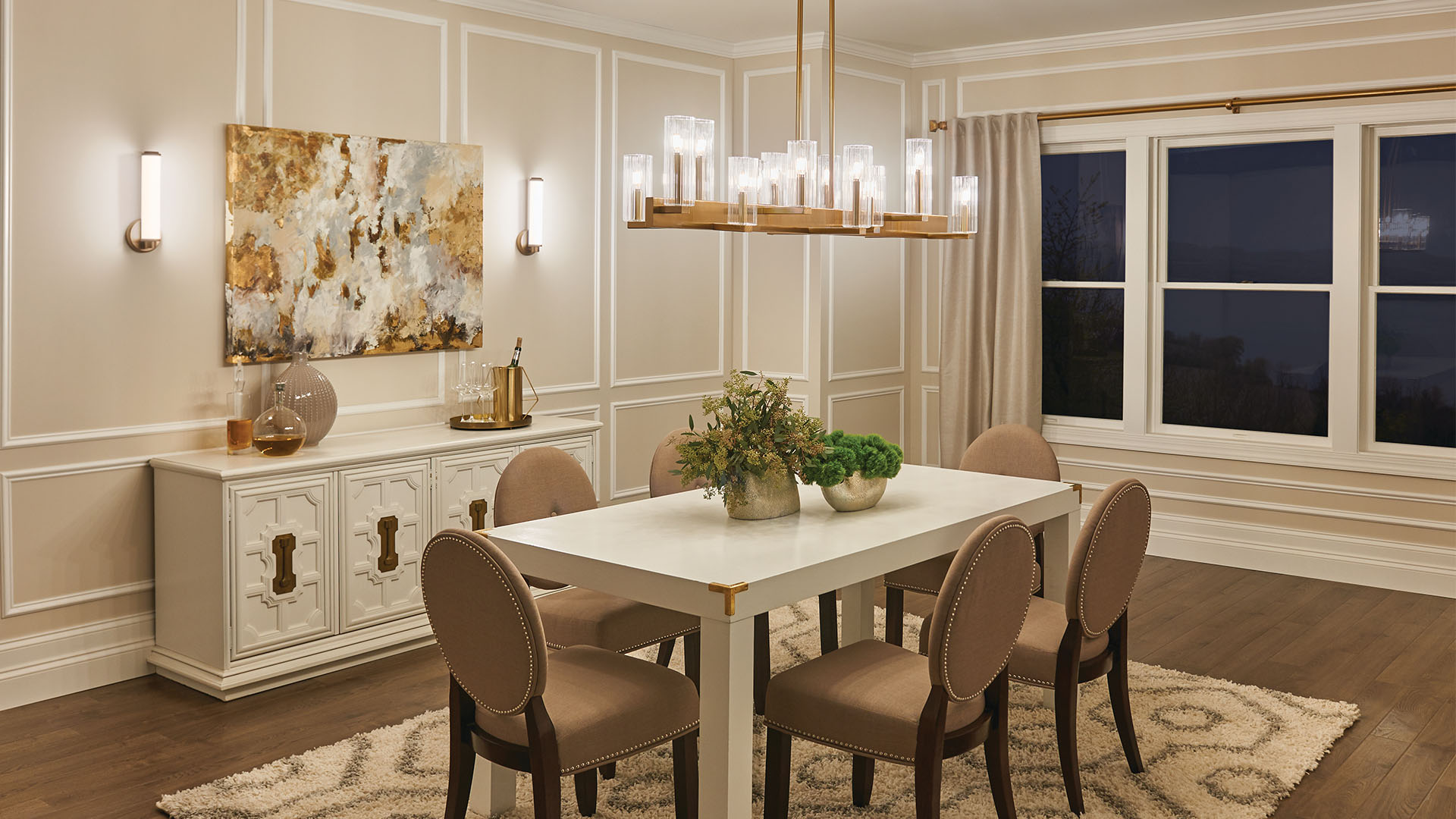 Variety Of Dining Room Table Lighting Kichler Lighting