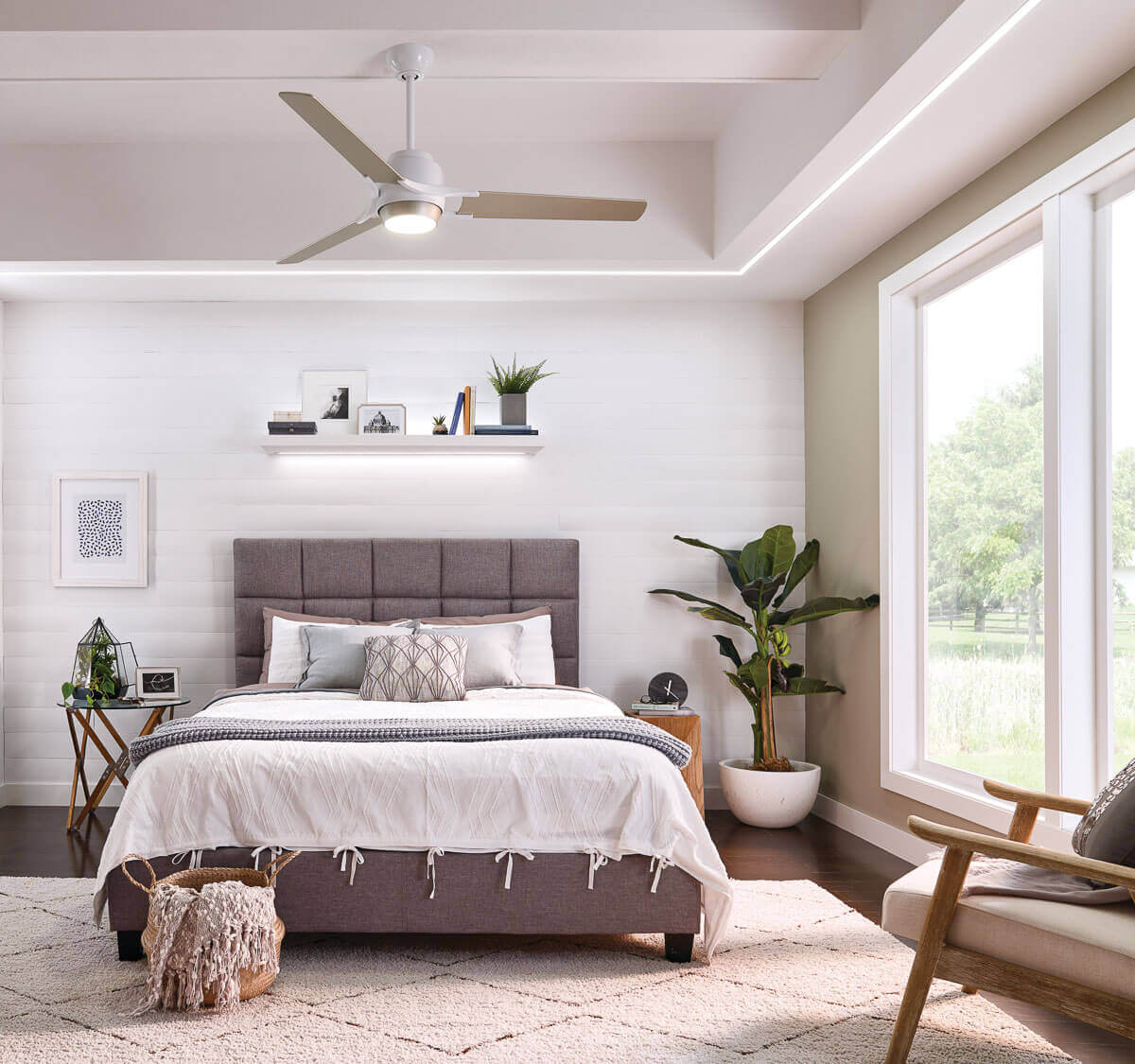 Ceiling Fan Styles to Inspire