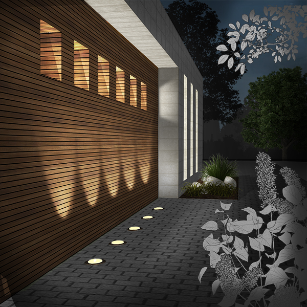 Driveway Lights Guide Outdoor Lighting Ideas Tips: Landscape Lighting Techniques