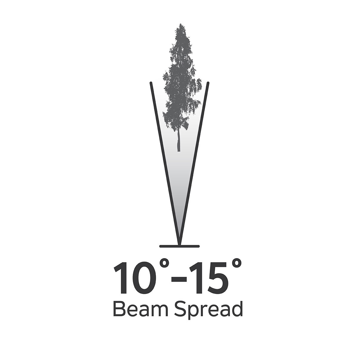 10 - 15 Degree Beam Spread for Landscape Design Tips