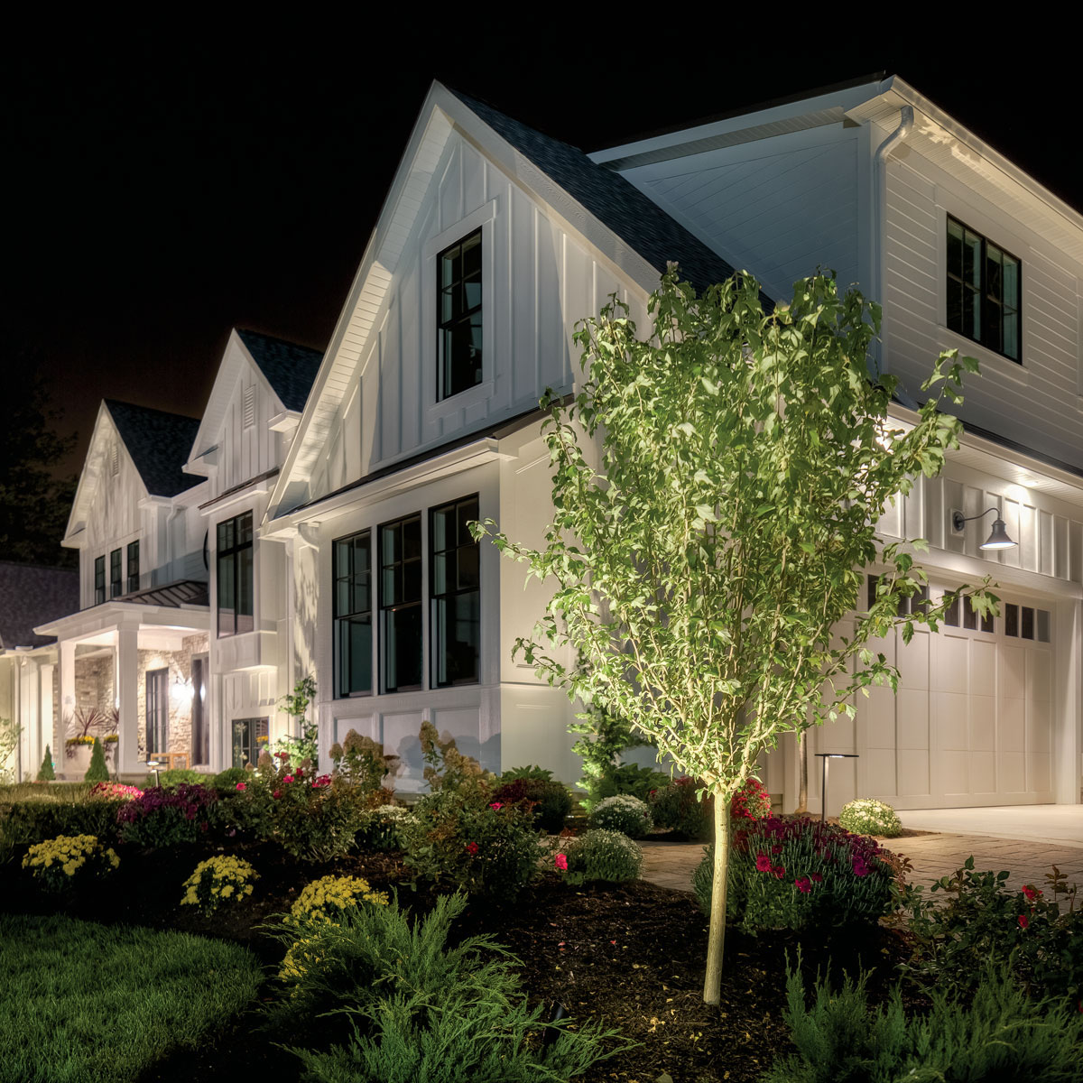 Learn more landscape lighting