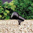 120V Small Accent Textured Black