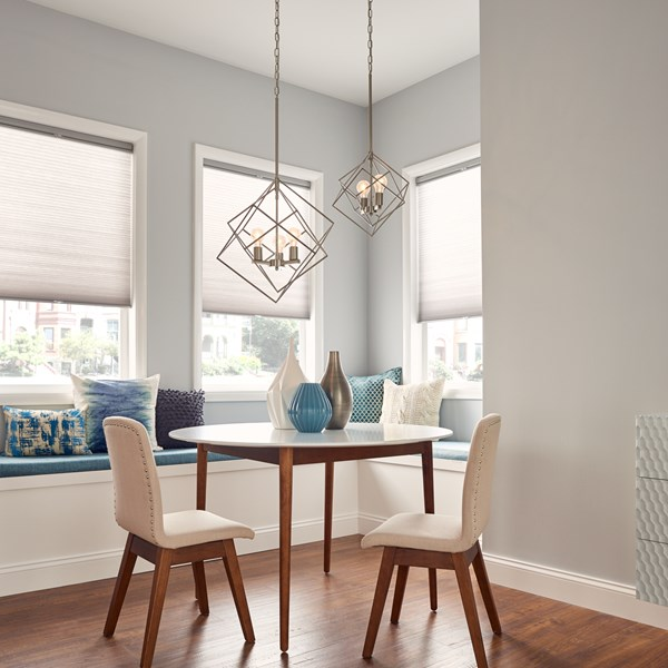 Beckenham™ 2 Light Mini Pendant Brushed Nickel