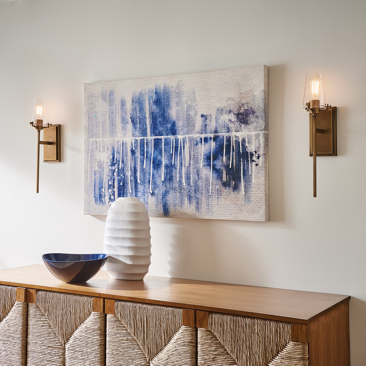 Alton 1 Light Wall Sconce Chrome Kichler Lighting