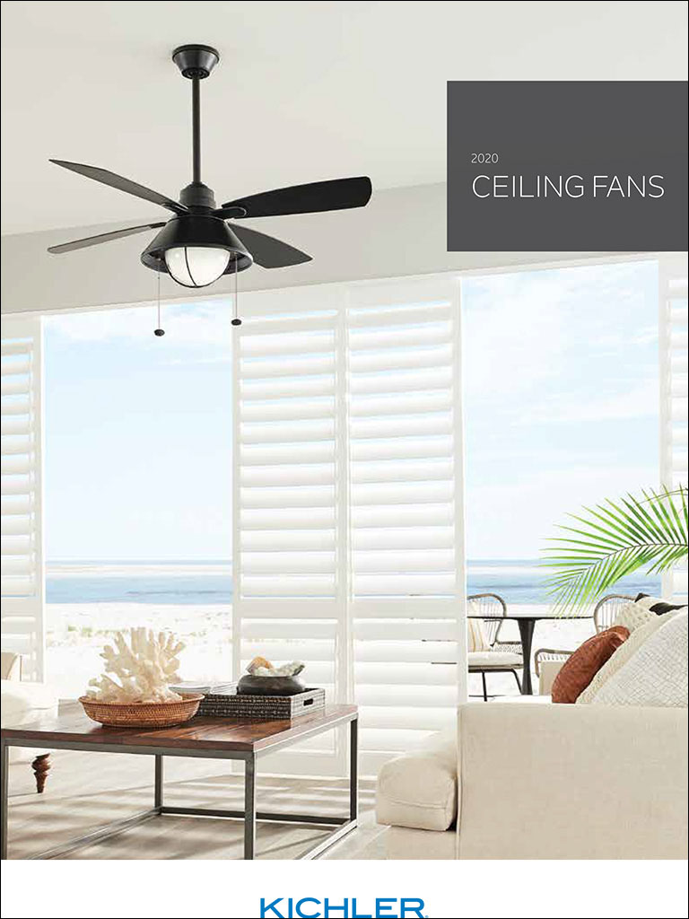 2020 Full Line Ceiling Fan Catalog