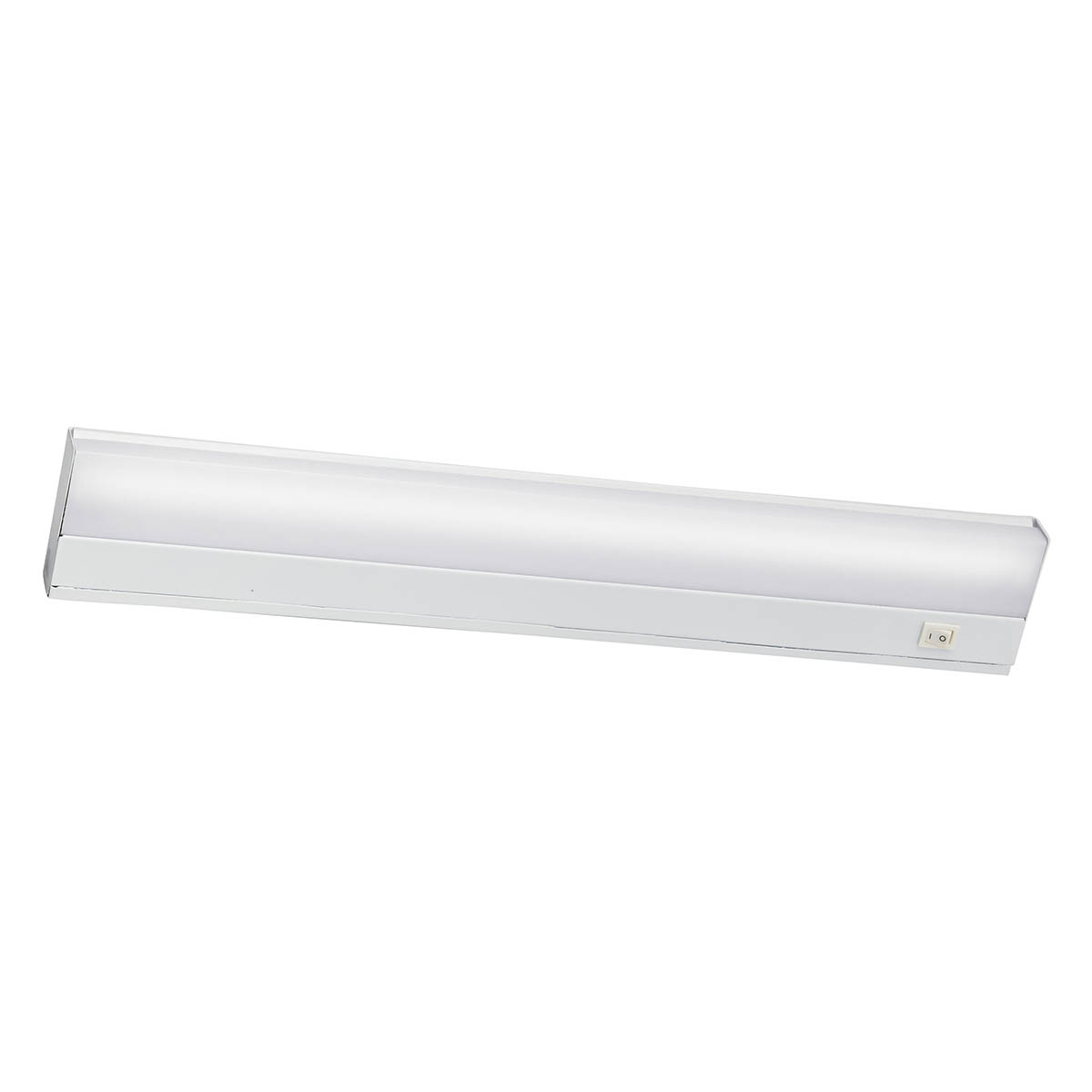 """KIC 10042WH 21-1/2"""" FLUORESCENT UNDER CABINET (F13T5 27K INCL)"""