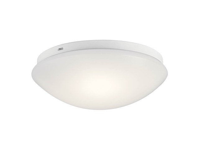 "10.75"" LED Flush Mount White"