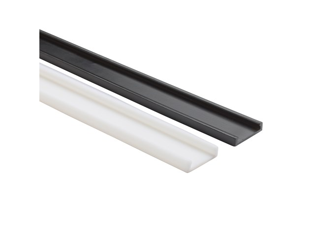 "36"" Linear LED Track White"