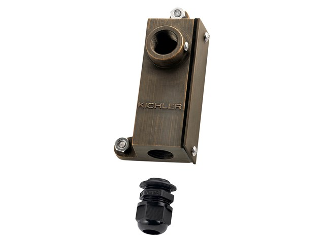 Junction Box Mounting Bracket Centennial Brass