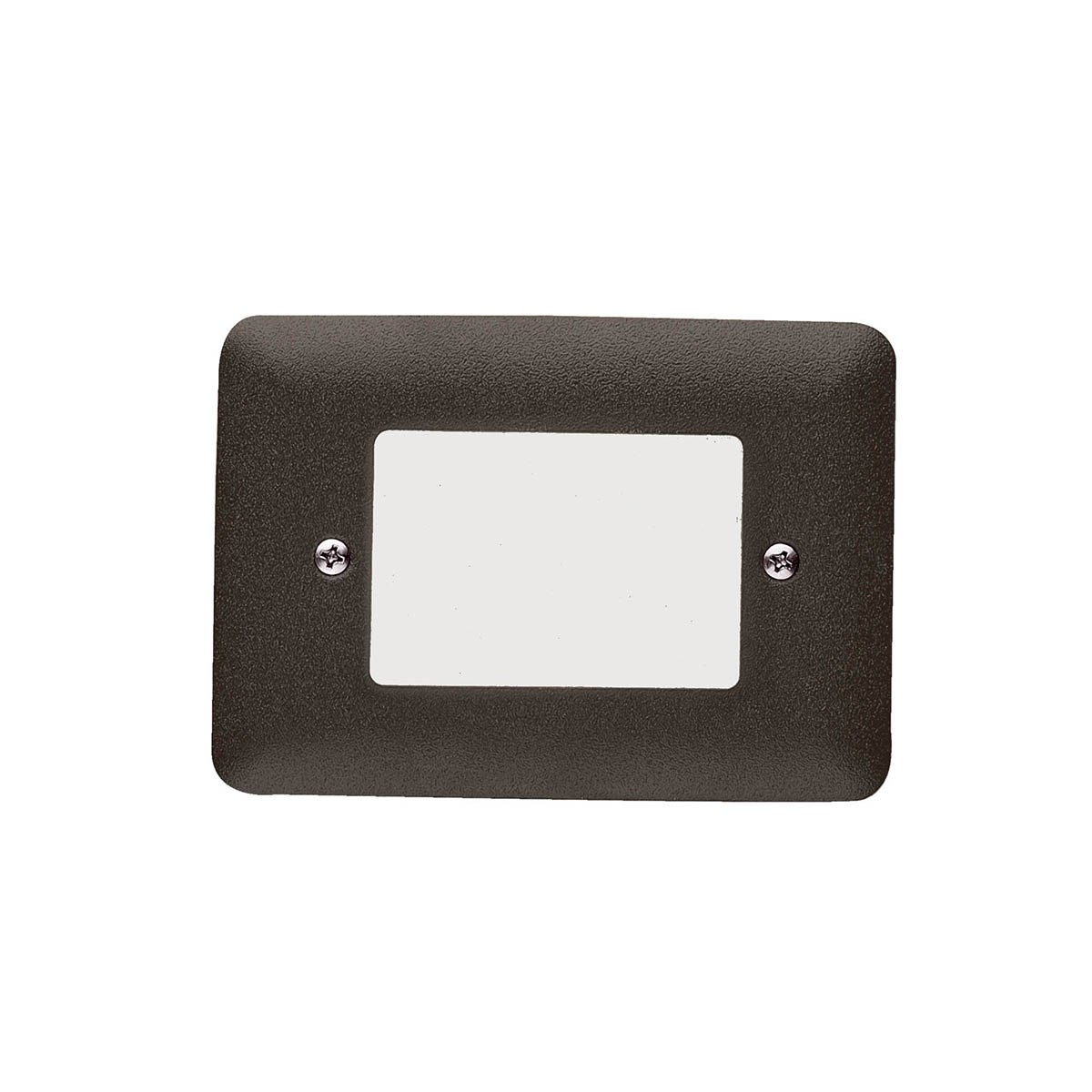 Mini Step Light (without Louvers) 2700K LED Textured Architectural Bronze