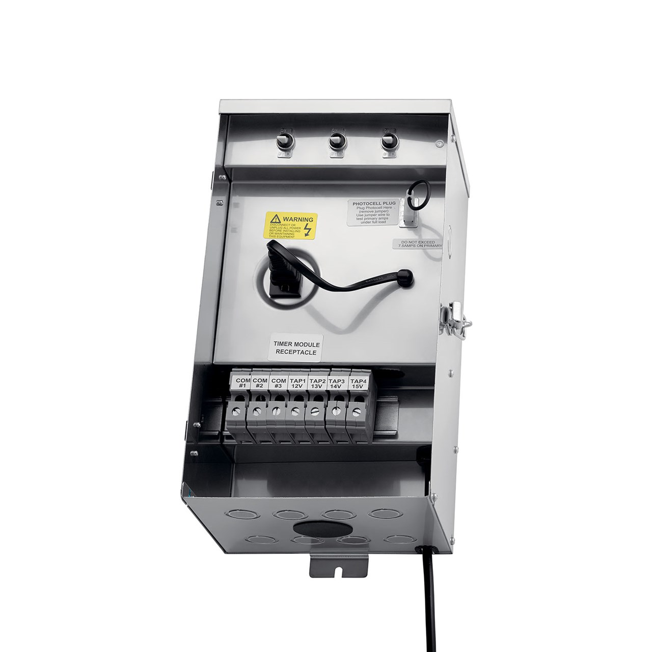 Contractor Series 900w Transformer Stainless Steel