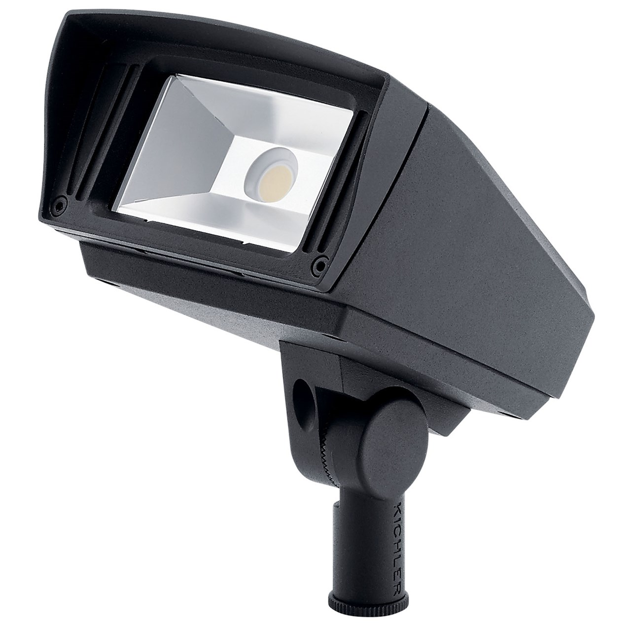 VLO 3000K 6x5 LED Flood Textured Black