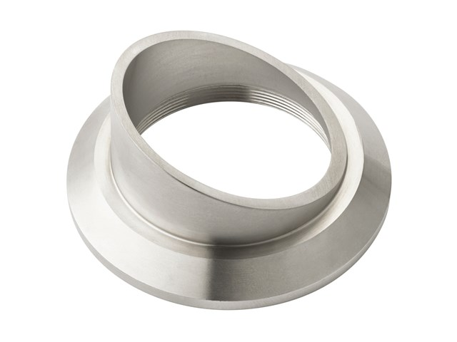 Mini All-Purpose Cowl Accessory Stainless Steel