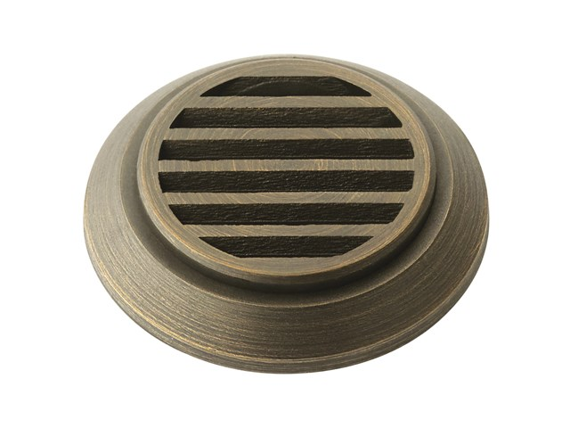 Mini All-Purpose Louver Centennial Brass
