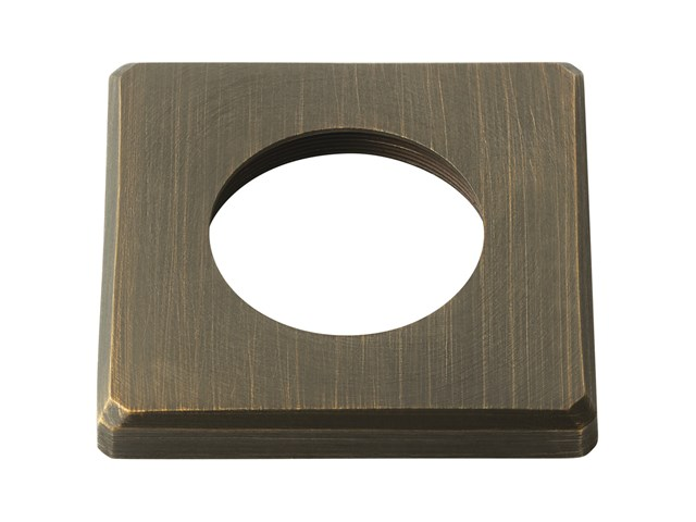 Mini All-Purpose Square Accessory Centennial Brass
