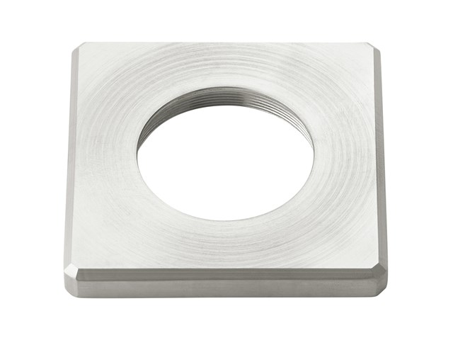 Mini All-Purpose Square Accessory Stainless Steel