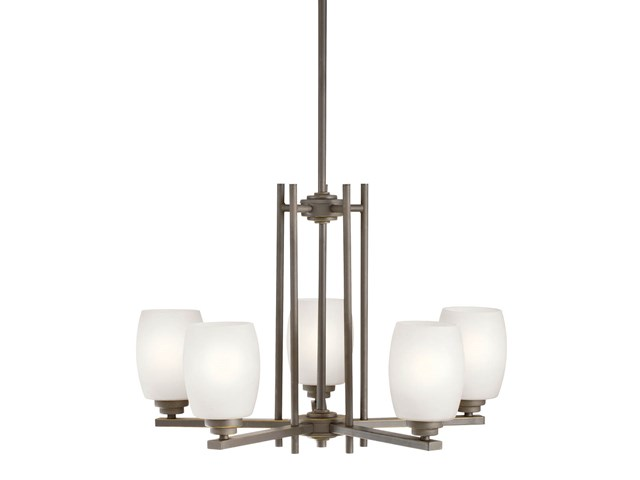 Eileen™ 5 Light Chandelier Olde Bronze®