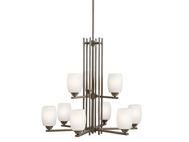 Eileen™ 9 Light Chandelier Olde Bronze®