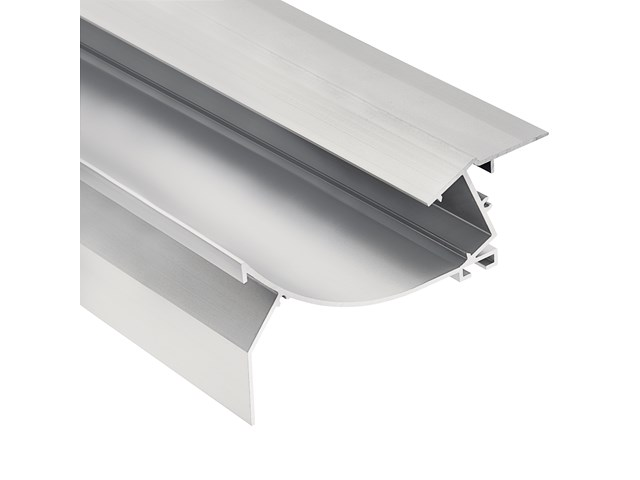 TE Pro Series Arches Ceiling to Wall Channel