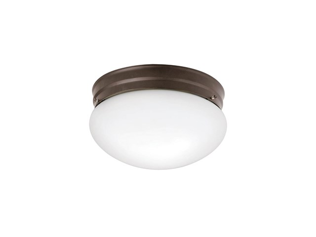 Ceiling Space 2 Light Flush Mount Olde Bronze®