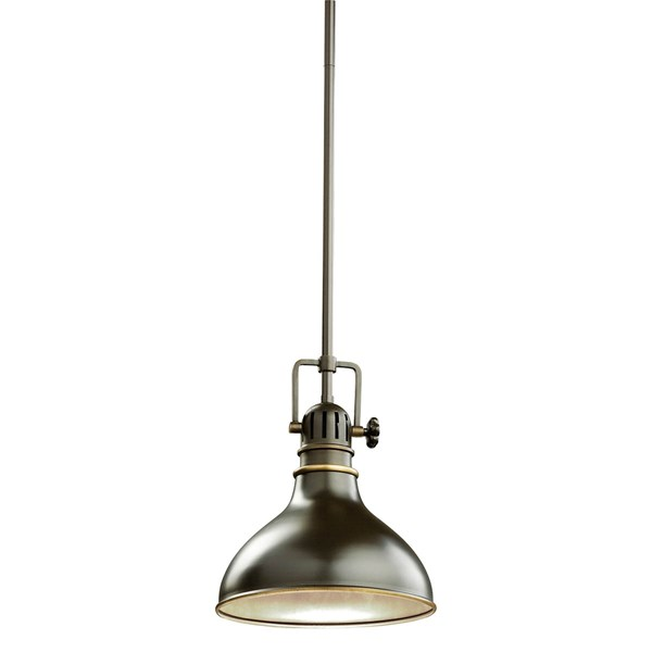 Hatteras Bay 1 Light Mini Pendant Olde Bronze®