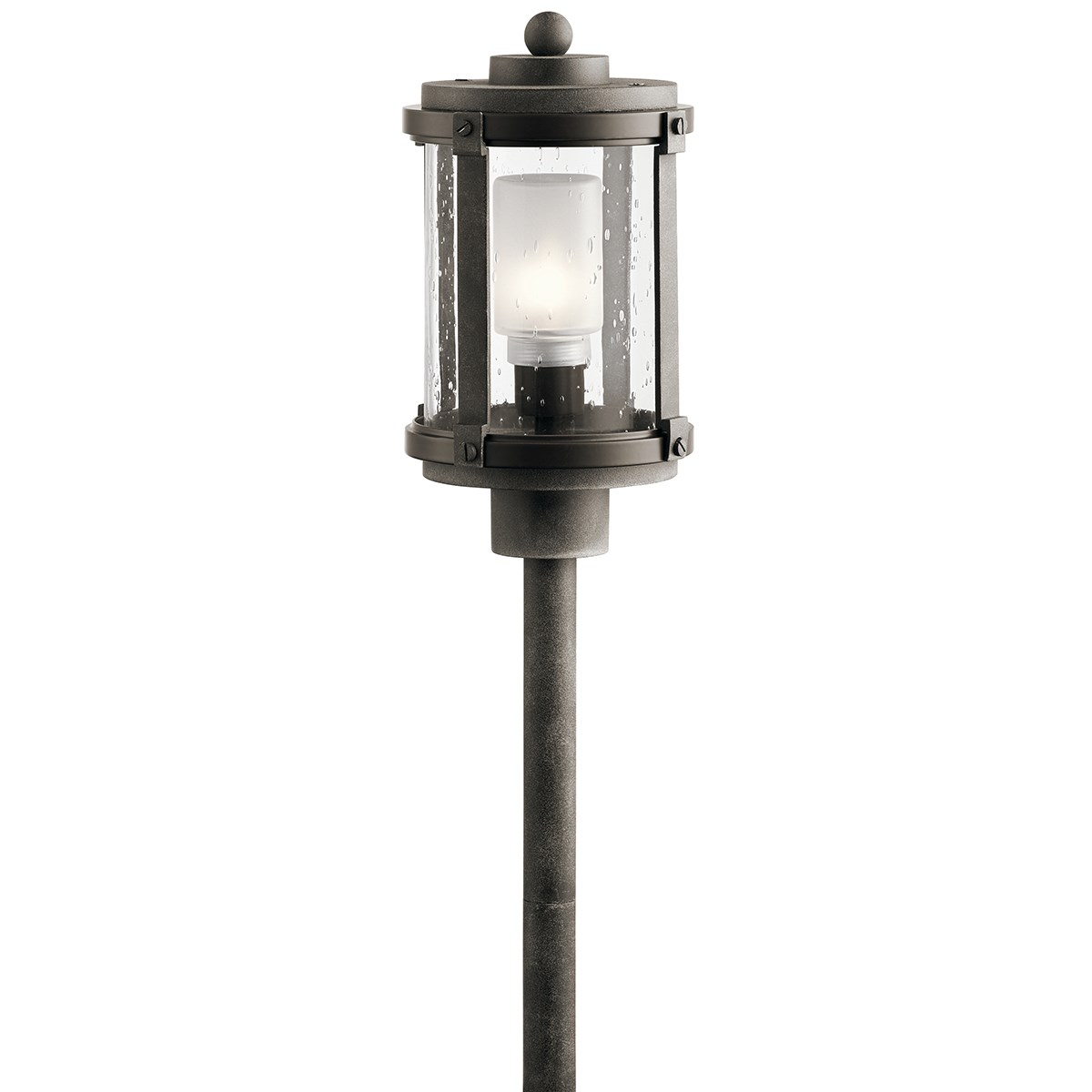 Www Kichler: Showscape™ Lantern Path Light Weathered Zinc