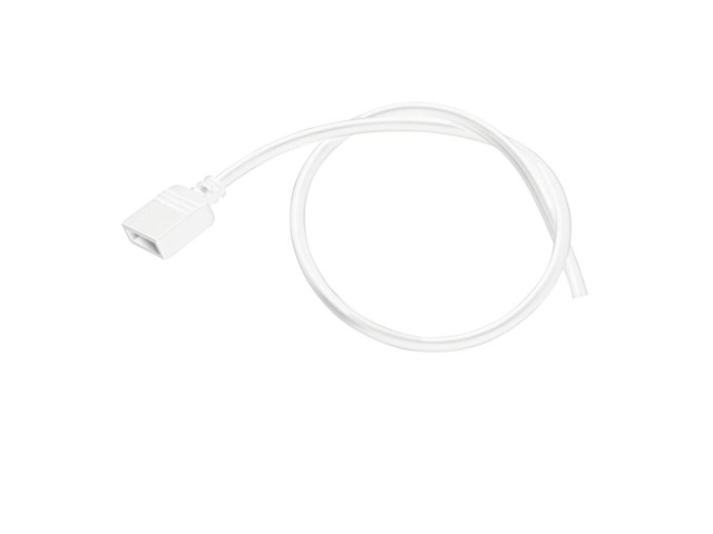 2' Damp Supply Lead (No DC) White