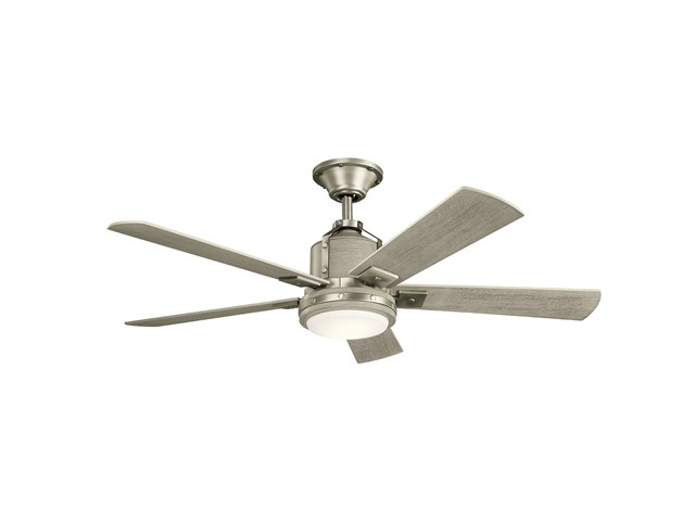 "Colerne™ LED 52"" Fan Brushed Nickel"