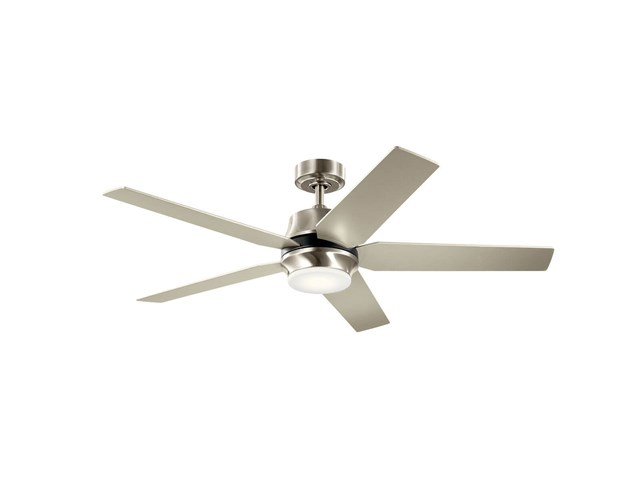 "Maeve™ LED 52"" Ceiling Fan Brushed Stainless Steel"