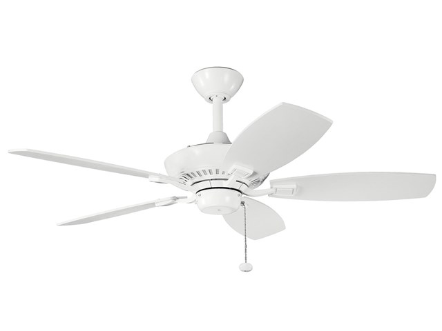 "Canfield 44"" Fan White"