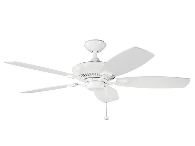 "Canfield 52"" Fan White"