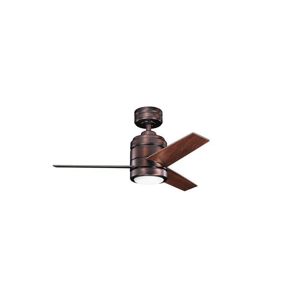 Arkwright™ Fan Motor Assembly Oil Brushed Bronze