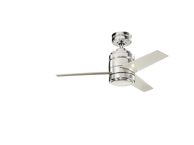 Arkwright™ Fan Motor Assembly Polished Nickel™