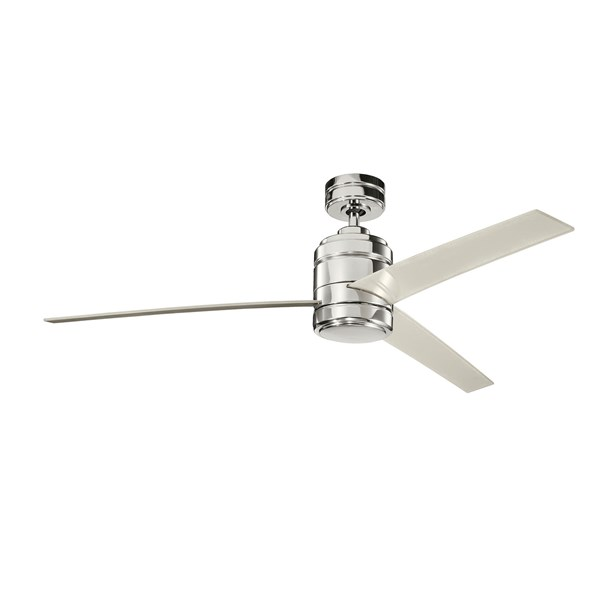 Arkwright™ Fan Motor Assembly Polished Nickel