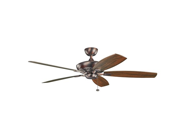 "Canfield™ XL 60"" Fan Oil Brushed Bronze"