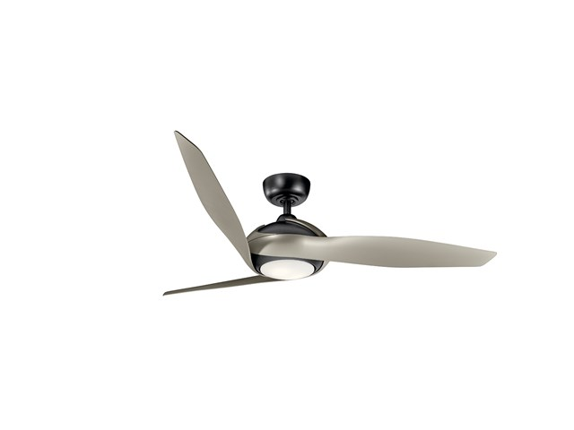 "Zenith LED 60"" Fan Satin Black"