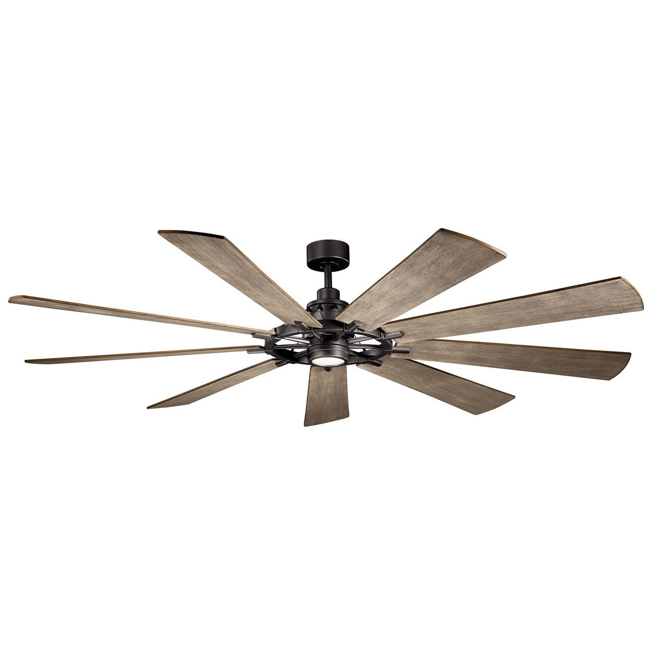 "Gentry XL LED 85"" Fan Anvil Iron™"