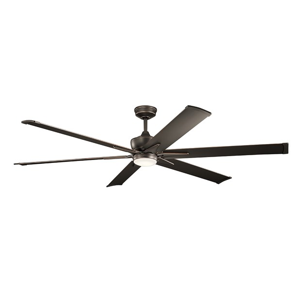 "Szeplo™ II LED 80"" Fan Olde Bronze®"