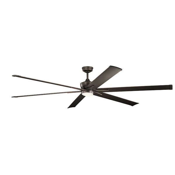 "Szeplo™ II LED 96"" Fan Olde Bronze®"