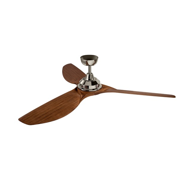 "Imari™ LED 65"" Fan Polished Nickel"
