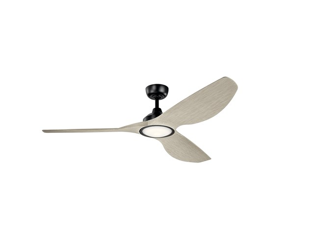 "Imari™ LED 65"" Fan Satin Black"