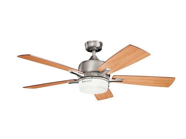 "Leeds™ LED 52"" Fan Antique Pewter"