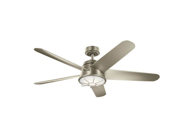 "Daya™ LED 54"" Ceiling Fan Brushed Nickel"