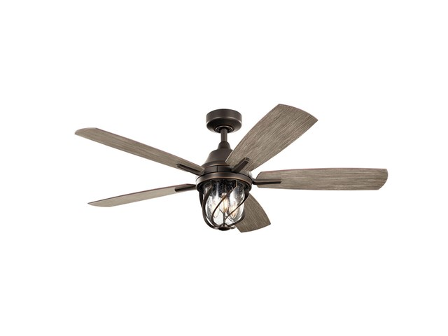 "Lydra™ LED 52"" Ceiling Fan Olde Bronze™"
