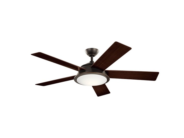 "Verdi™ LED 56"" Ceiling Fan Olde Bronze"